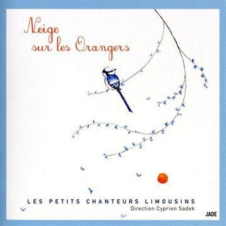 Neige Sur Les Orangers - CD