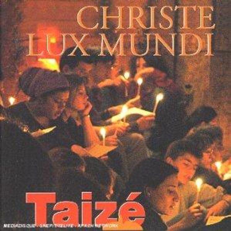 CD Christe Lux Mundi - Taizé