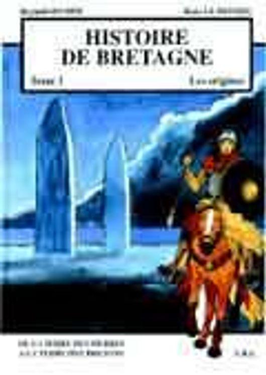 Histoire de Bretagne T1