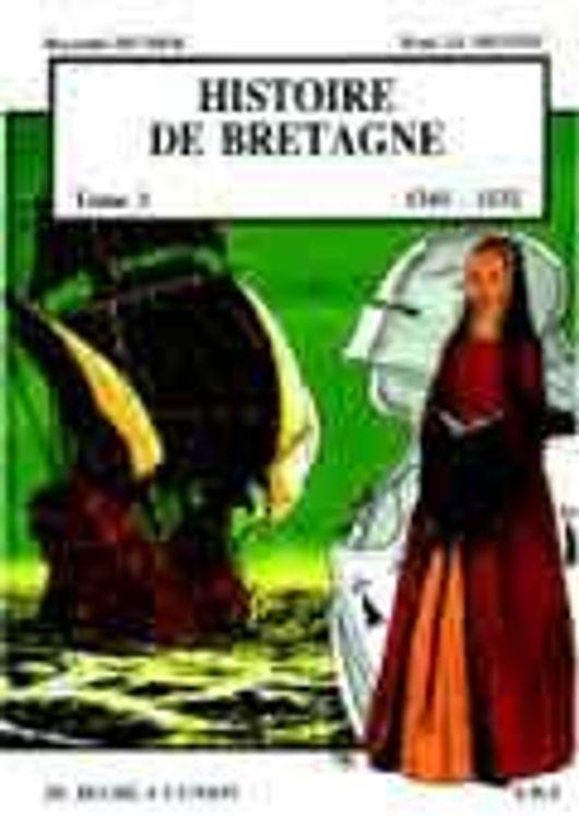 Histoire de Bretagne T3
