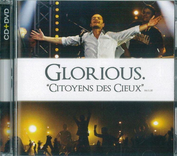 Glorious Citoyens Des Cieux - CD