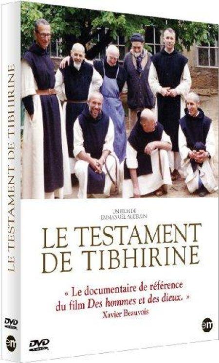 Le testament de Tibhirine - DVD