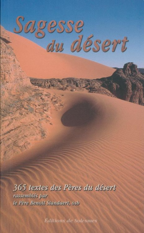 Sagesse du désert