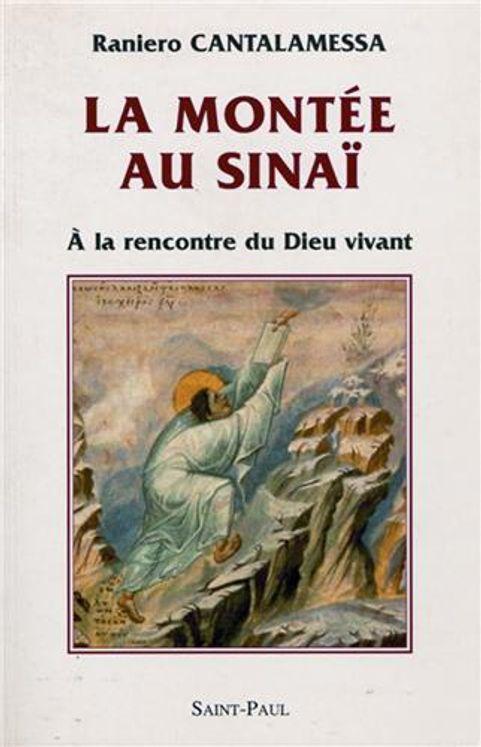 La montée au Sinaï