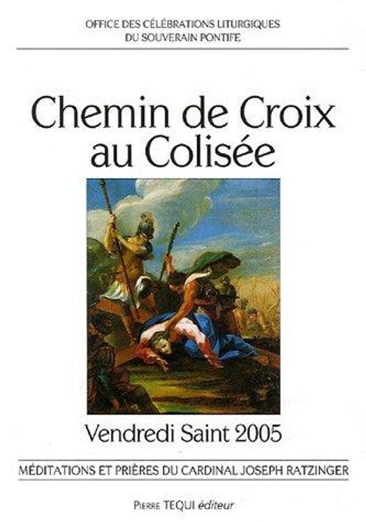 Chemin de Croix au Colisée - Office des célébrations liturgiques du souverain pontife