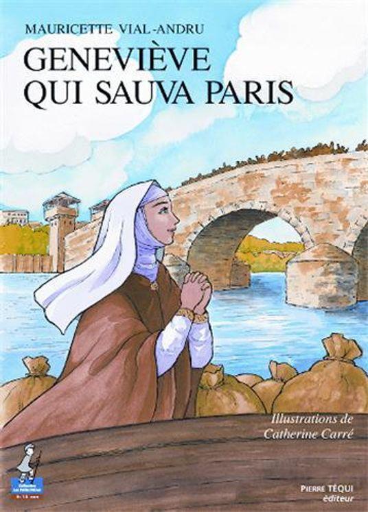 Geneviève qui sauva Paris - Petits pâtres