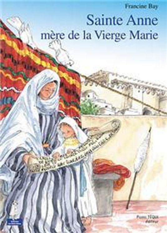 Sainte Anne, mère de la Vierge Marie - Petits pâtres