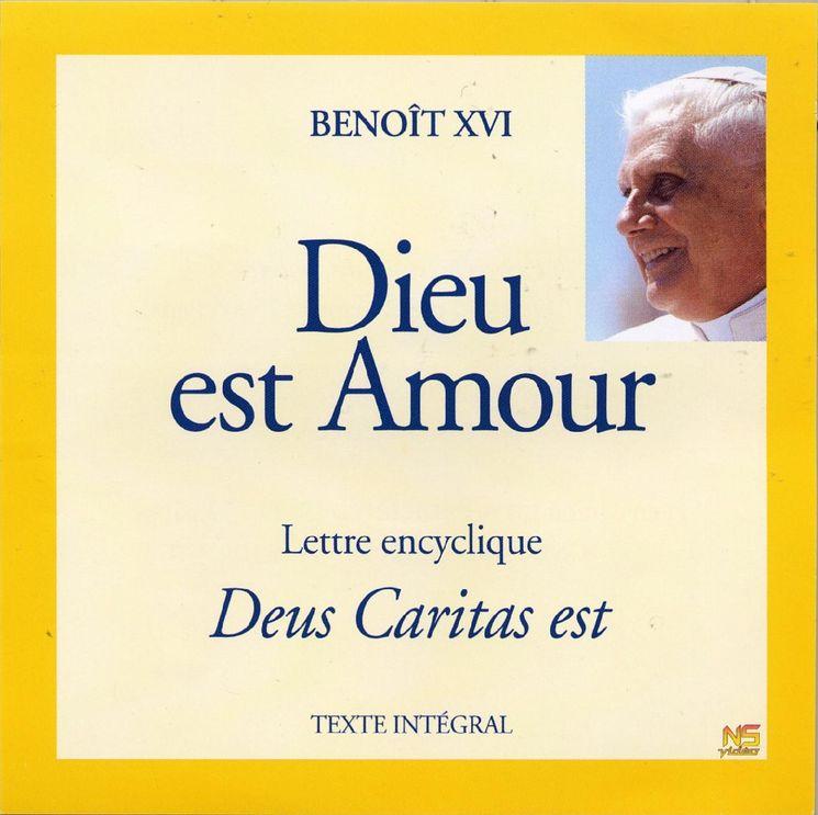 Dieu est Amour - Deus caritas est  (CD audio)