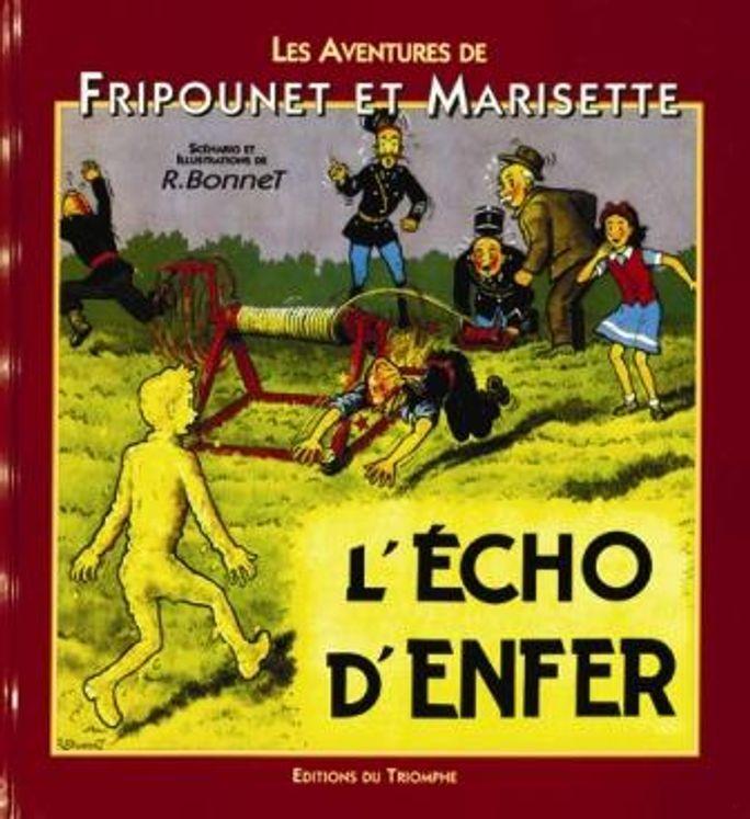 """Fripounet et Marisette A04 - La fièvre """"Z"""""""
