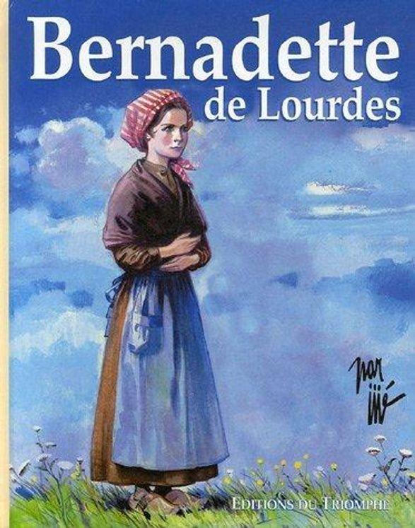 Bernadette de Lourdes BD
