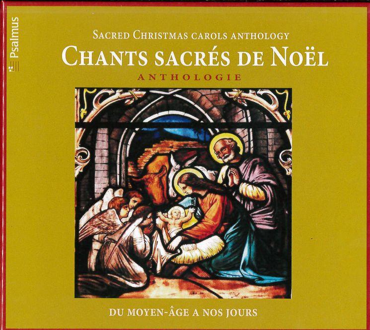 Chants sacrés de Noël - CD