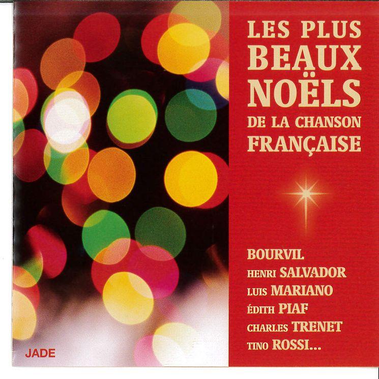 Les plus beaux Noëls de la chanson Française - CD