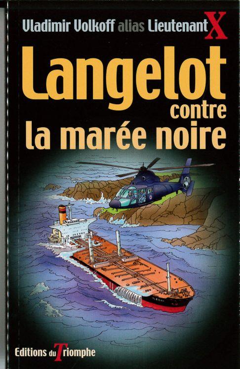 Langelot 35 - Langelot contre la marée noire