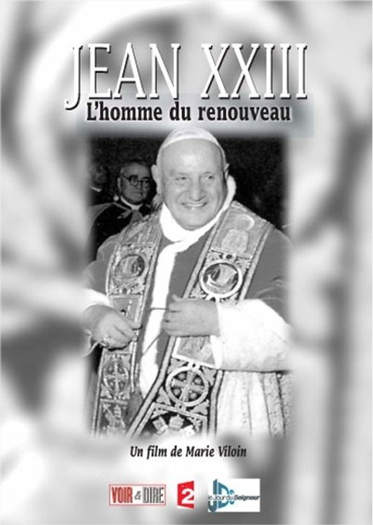 Jean XXIII l´homme du renouveau - DVD