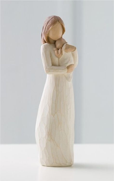 "Statuette "" Angel of Mine"""