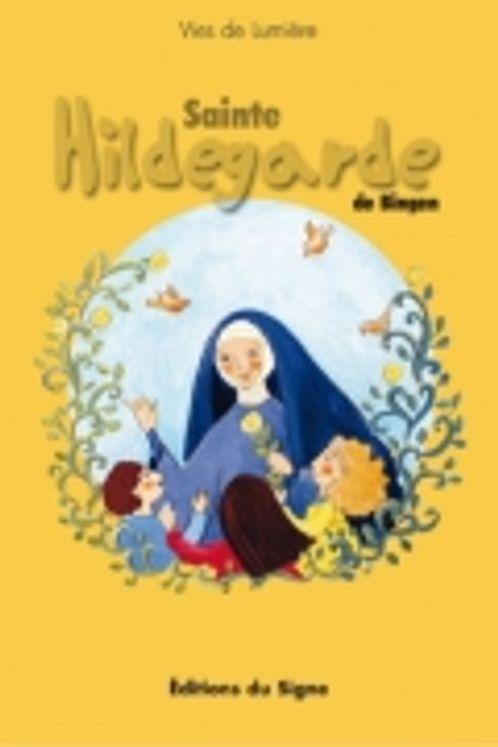 Hildegarde de  Bingen - Vies de lumière