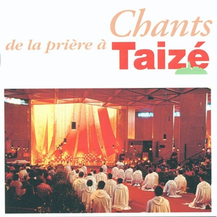 CD Chants de la prière à Taizé