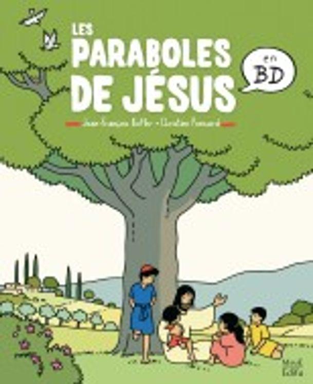 Les paraboles de Jésus en BD