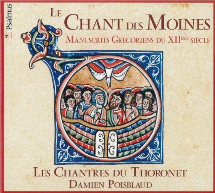 CD Le Chant des Moines