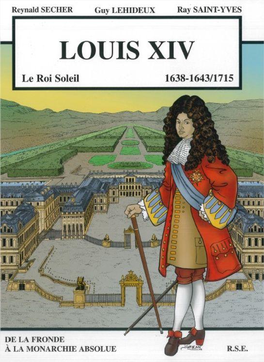 Louis XIV 1638-1643/1715