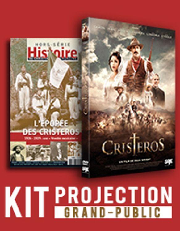 DVD Cristeros et licence de projection grand-public