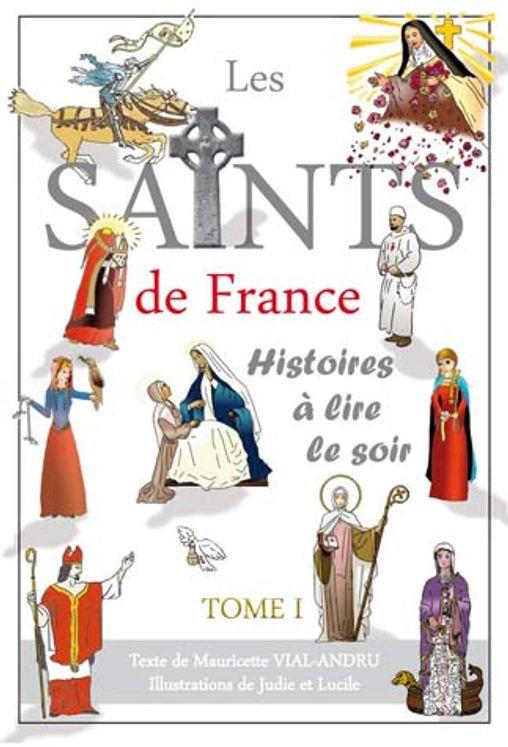 Saints de France  Tome 1