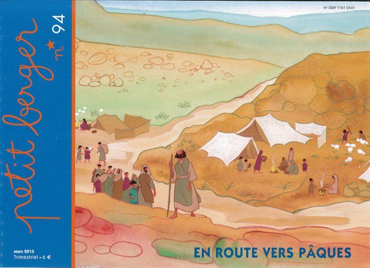 Petit berger 94 - En route vers Pâques