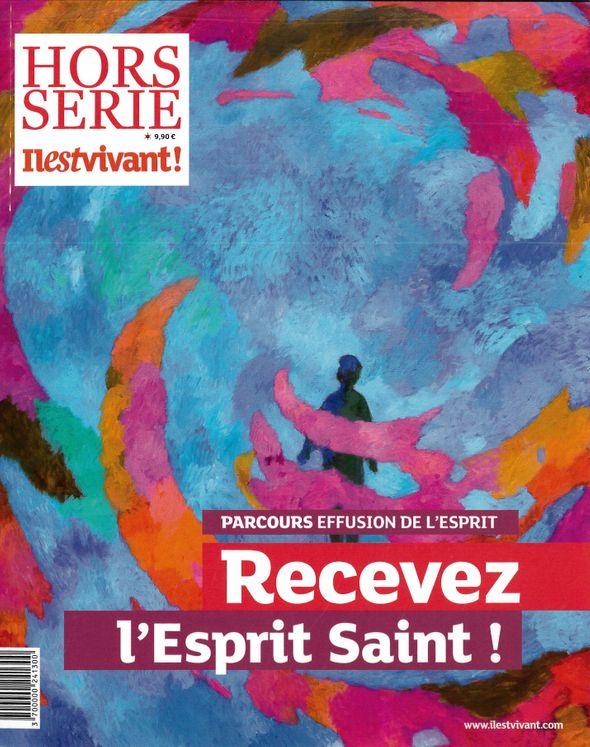 Pack de 5 exemplaires N°293 - Recevez l´Esprit Saint - Un parcours pour se préparer à recevoir l´effusion de l´Esprit Saint