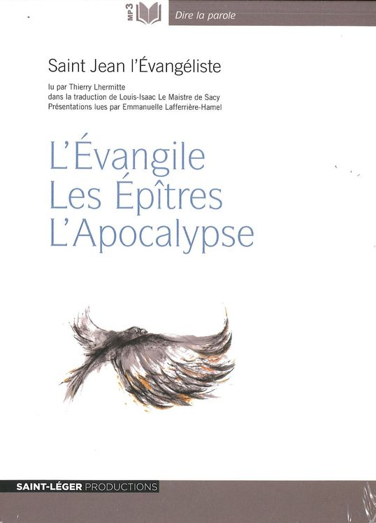 L´Evangile, Les Epîtres, L´Apocalypse