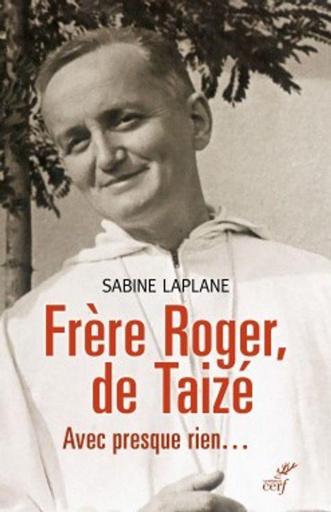 Frère Roger, de Taizé