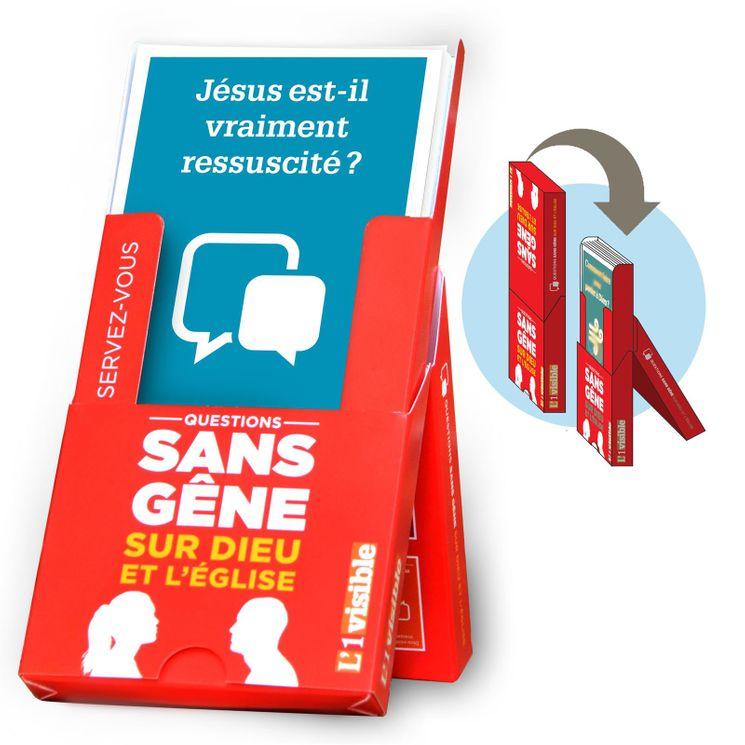 Boîte de 25 fiches  Jésus est-il vraiment ressuscité ?