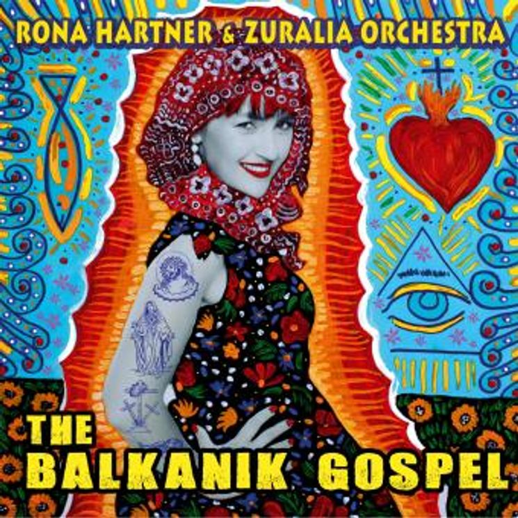 The Balkanik Gospel  CD