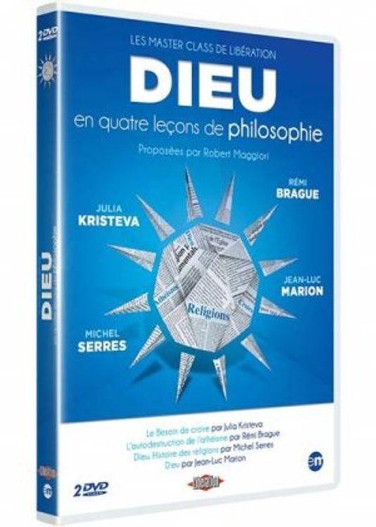 Dieu en 4 leçons de philosophie - 2 DVD