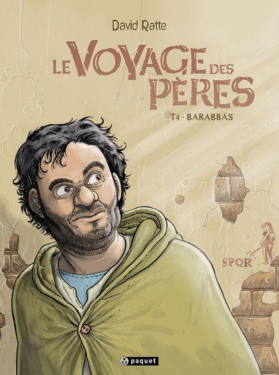 Le Voyage des pères  Tome 4 - Barrabas BD