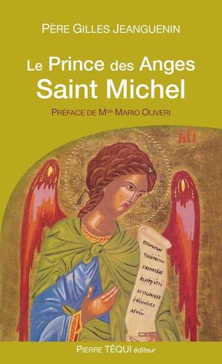 Le Prince des Anges, saint Michel