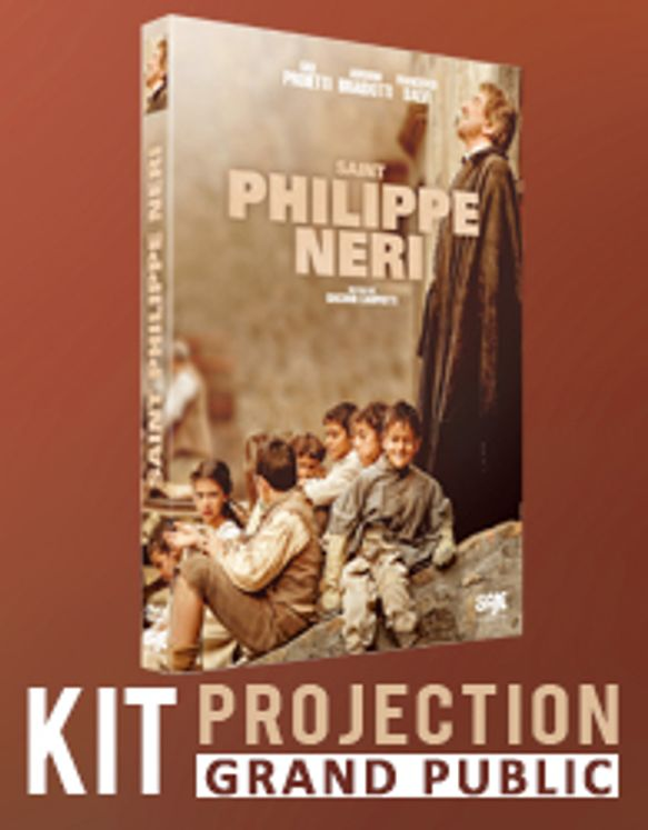 Saint Philippe Neri - DVD et licence de projection grand public