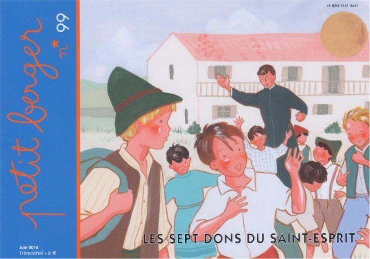 Petit berger 99 - Les sept dons du Saint Esprit