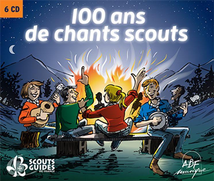 100 ans de chants scouts - CD