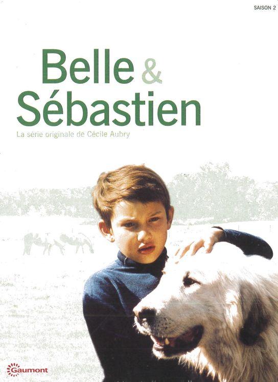 Belle et Sébastien saison 2 - Coffret 3 DVD