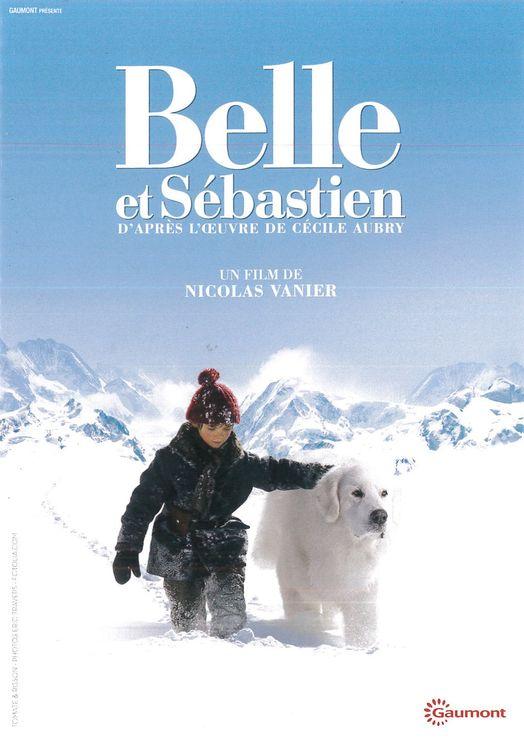 Belle et Sébastien - DVD