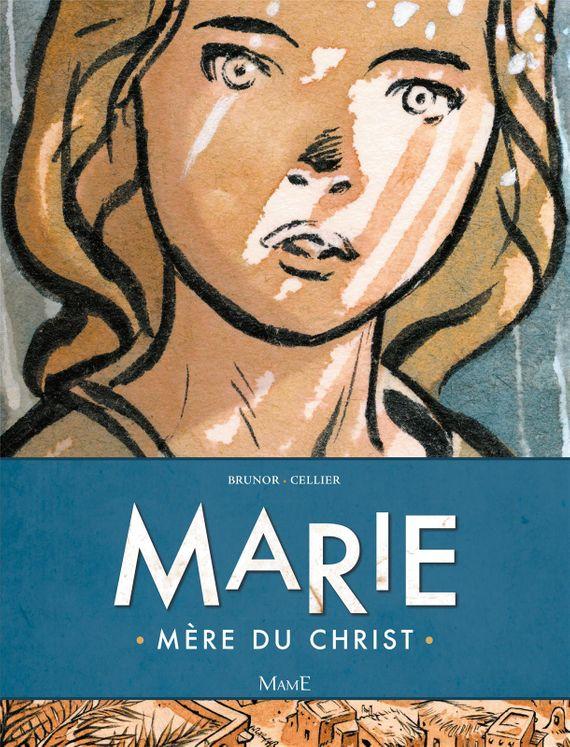 Marie, mère du Christ - BD