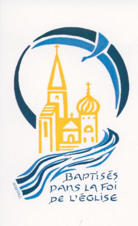 Pack de 60 images pour le Baptême
