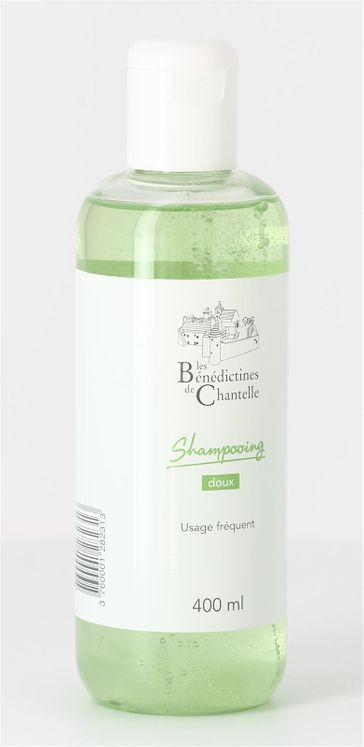 Shampooing doux familial 400 ml