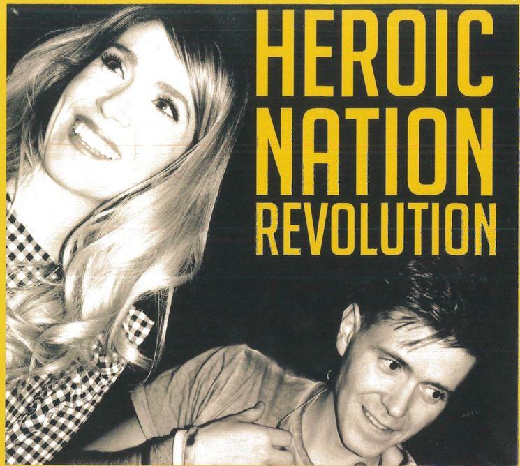Heroic nation revolution - CD