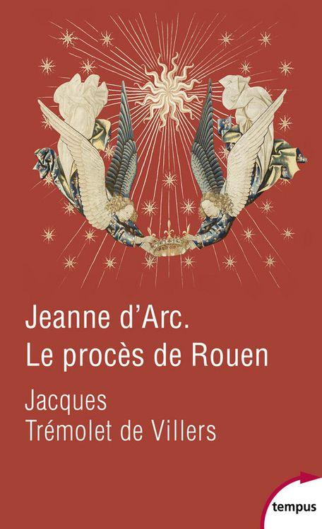 Jeanne d´Arc - Le procès de Rouen - Format poche
