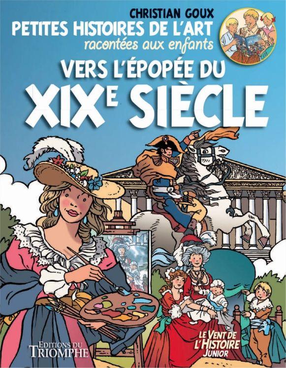 Petites histoires de l´art racontée aux enfants - Tome 3 - BD