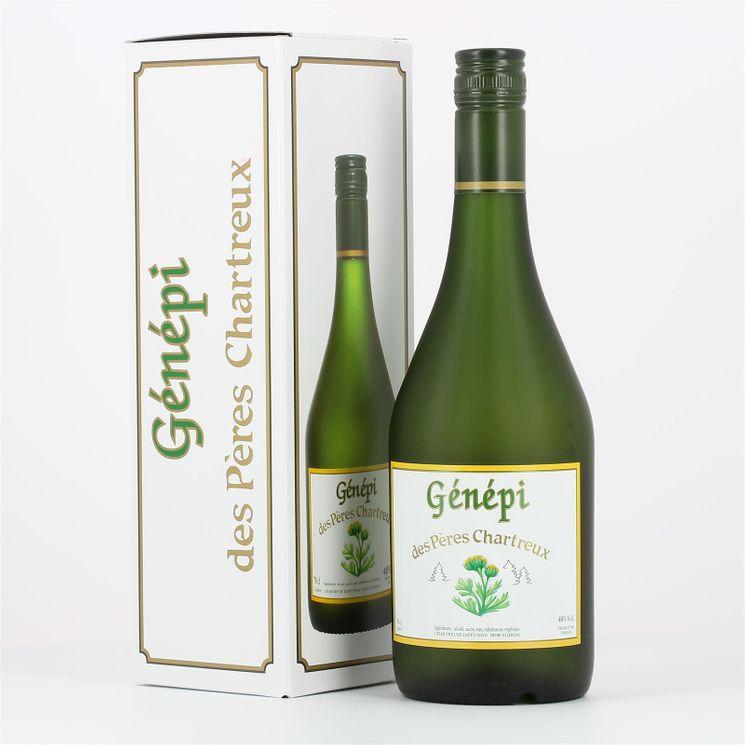Liqueur de génépi des Pères chartreux - La Grande Chartreuse