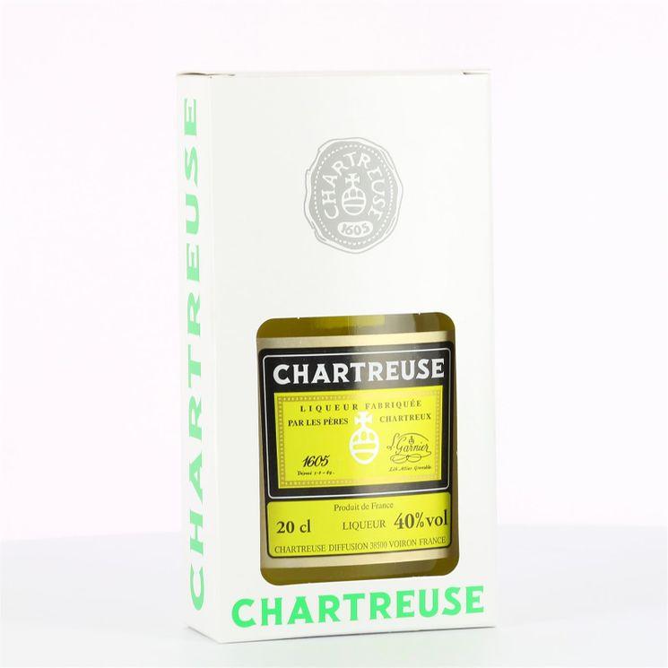 Chartreuse Jaune 20 cl