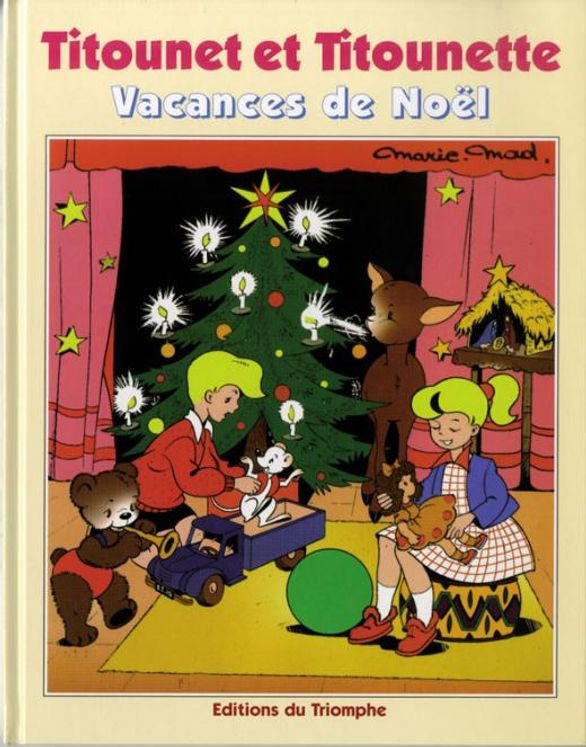 Titounet et Titounette 12 - Vacances de Noël