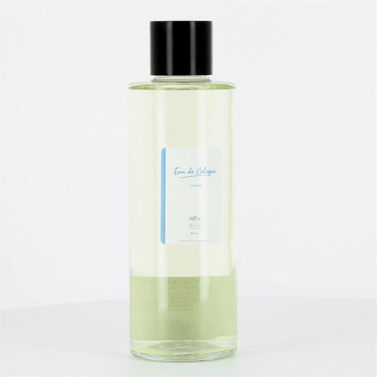 Eau de Cologne lavande 80% vol - Flacon 500 ml